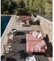 B&B Italia Outdoor Ribes Chaise Longue