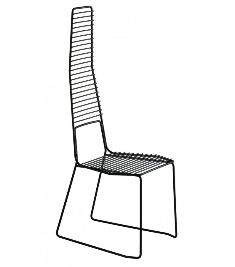 Alieno Casamania Chair With High Backrest