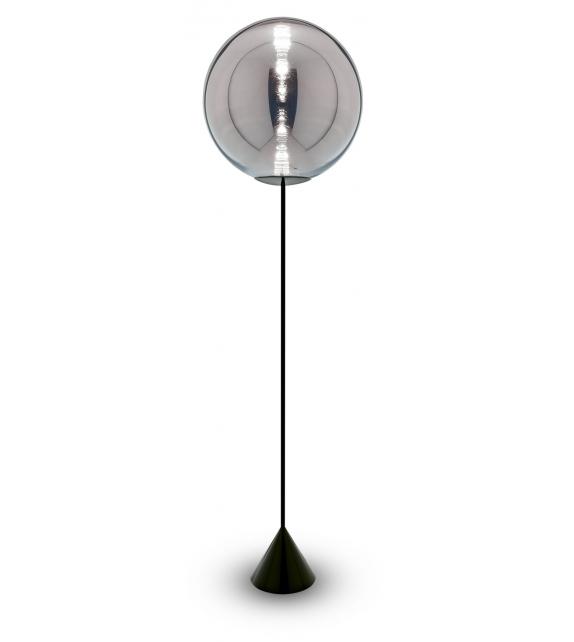 Globe Cone Tom Dixon Floor Lamp