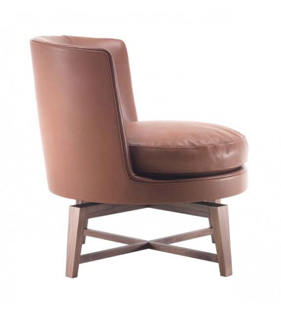 Feel Good Flexform Swivel Armchair