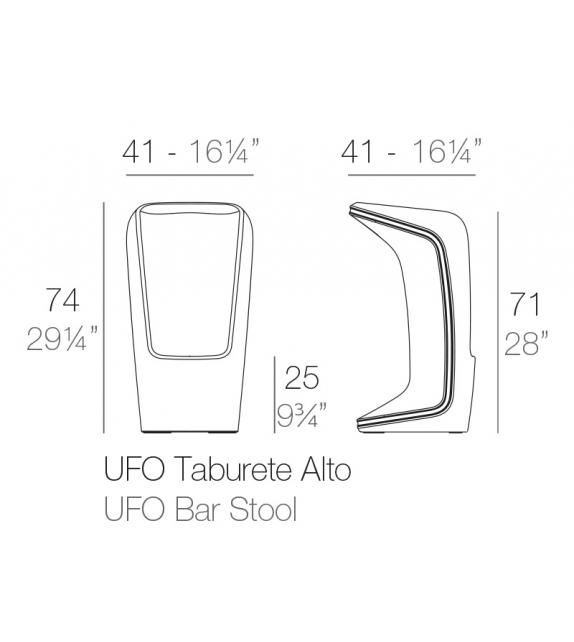 Ufo Vondom Tabouret