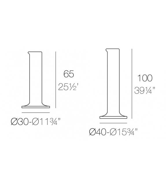Chemistubes - Pipe Vase Vondom