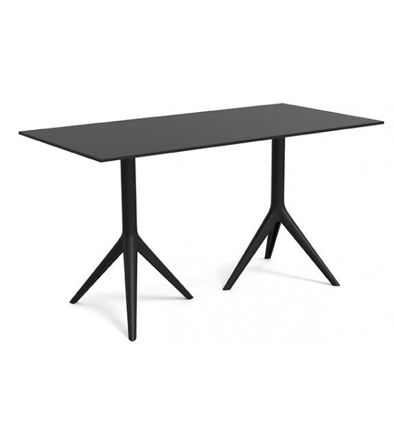 Mari-sol Vondom Table avec Double Base