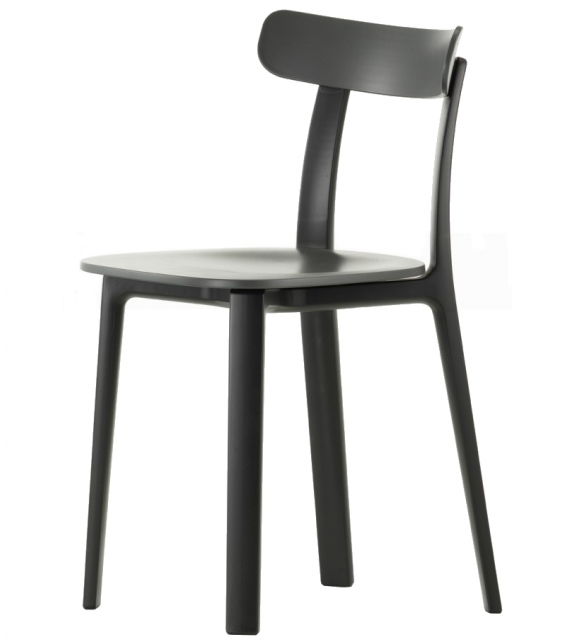 Pronta consegna - All Plastic Chair Vitra Sedia