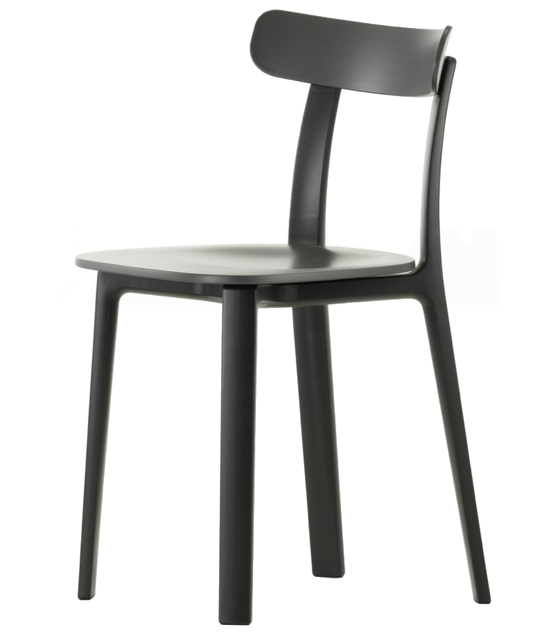 Listo para entregar - All Plastic Chair Vitra Silla