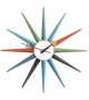 Listo para entregar - Sunburst Clock Vitra Relojes
