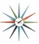 Versandfertig - Sunburst Clock Vitra Uhren