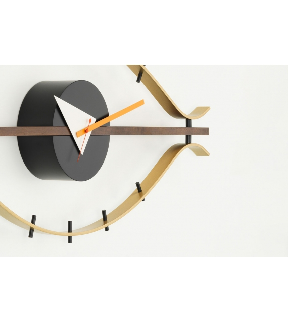 Versandfertig - Eye Clock Vitra Uhr
