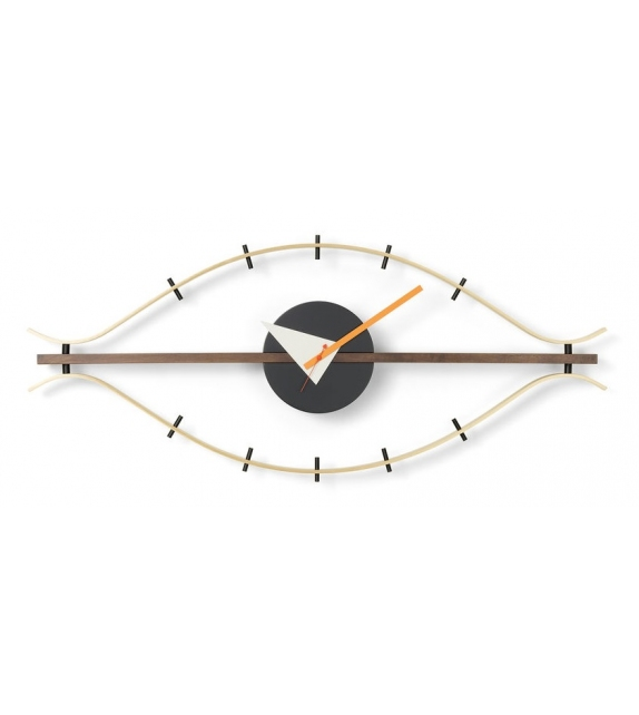 Prêt pour l'expédition - Eye Clock Vitra Horloge
