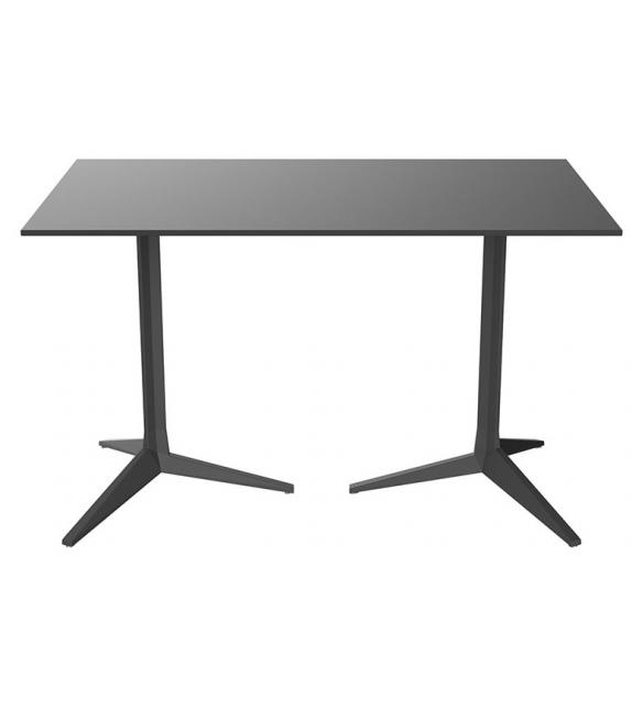 Faz Vondom Table with Double Base