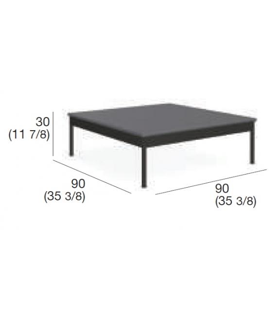 Basket Roda Table Basse