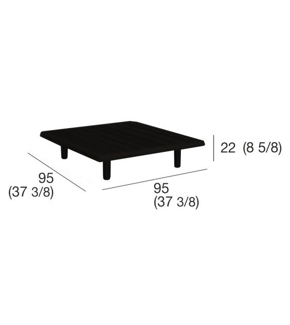 Eden Roda Table Basse