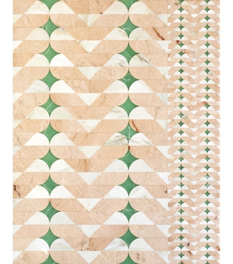 Amelie Budri Deckorative Platte