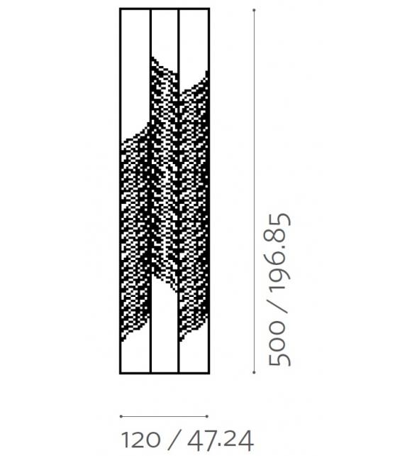 Algas Budri Deckorative Platte