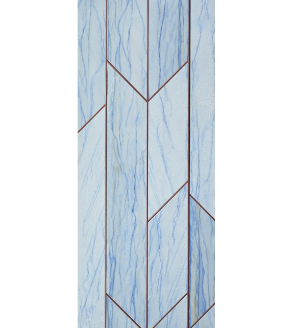Azul Budri Decorative Panel