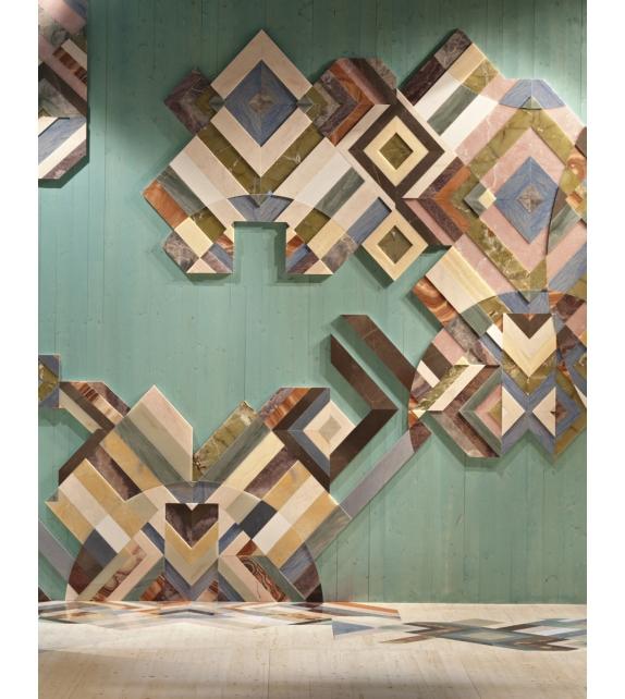 Earthquake Budri Panel Decorativo