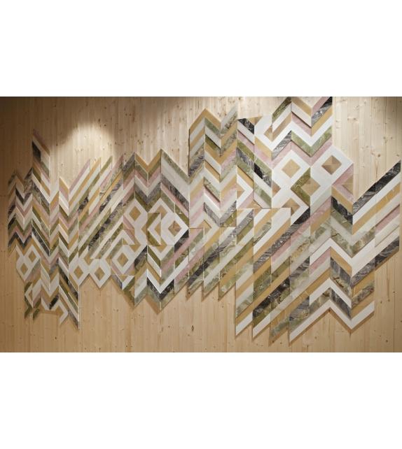 Fishbone Budri Decorative Panel