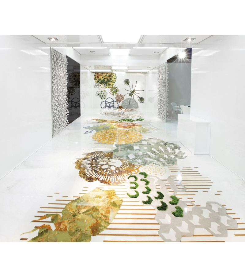 Macrosterias Budri Pannello Decorativo