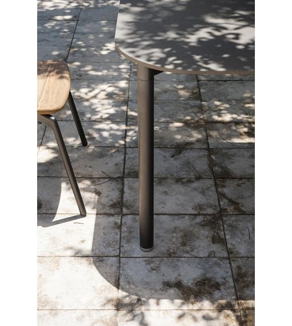 Piper Table Roda