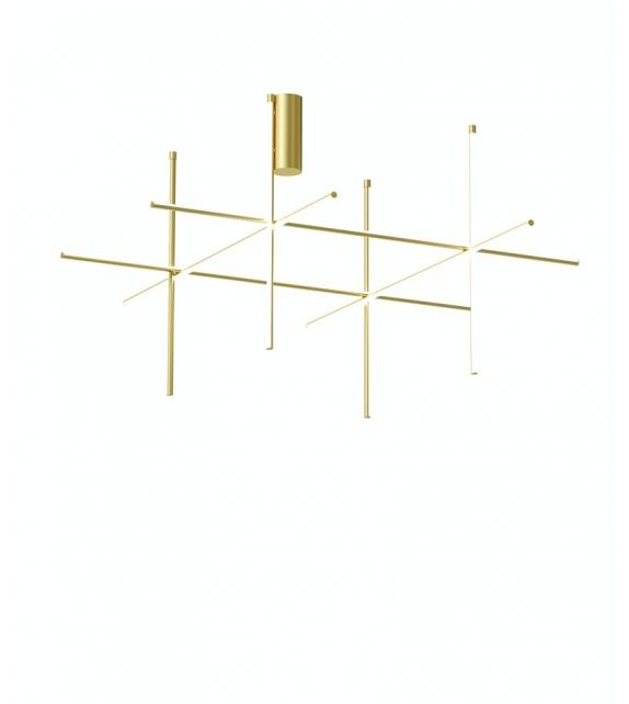 Coordinates C Flos Lámpara de Techo