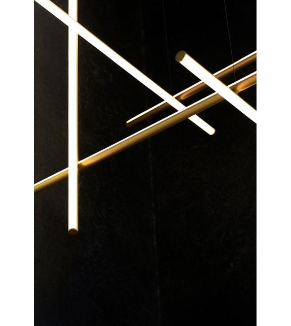 Coordinates C Flos Ceiling Lamp
