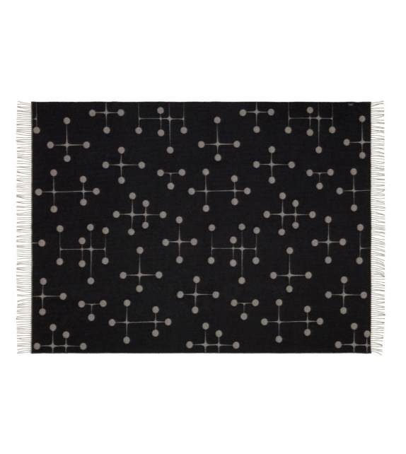Eames Wool Blanket Couverture Vitra