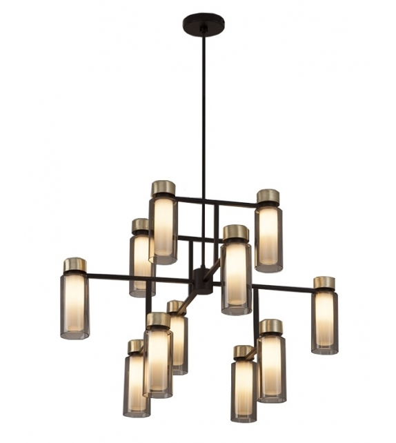 Ready for shipping - 560.12 Osman Tooy Chandelier