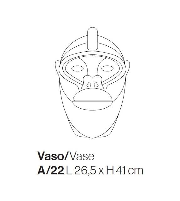 Primates Kandti Bosa Vaso