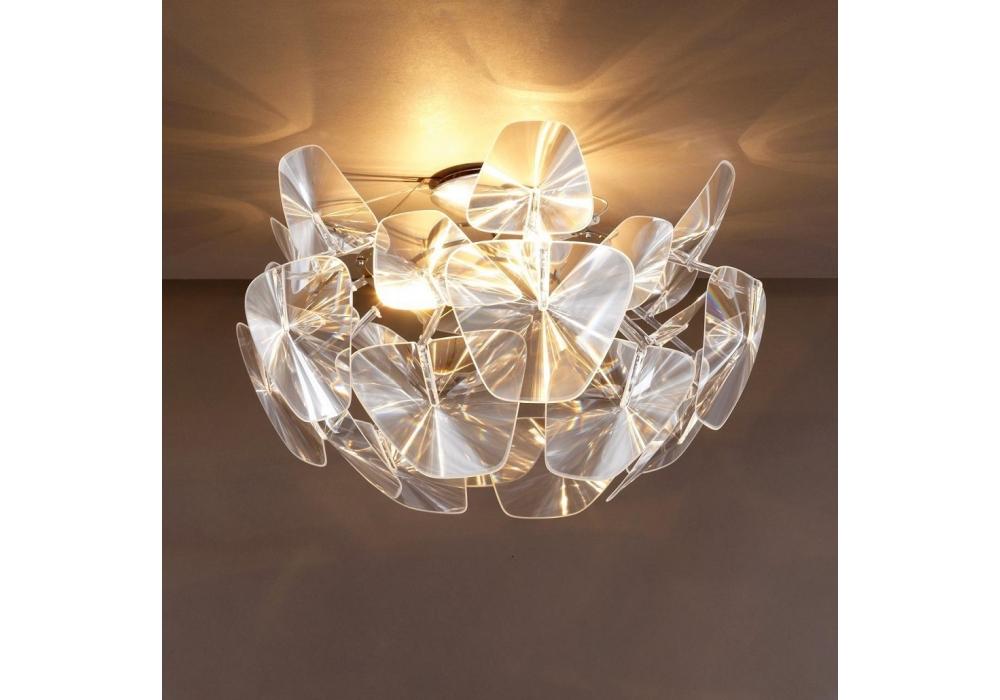 hope ceiling lamp luceplan milia shop. Black Bedroom Furniture Sets. Home Design Ideas