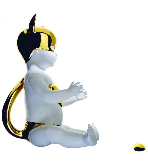 Versandfertig - Oh, baby, it is a wild world Skulptur Bosa