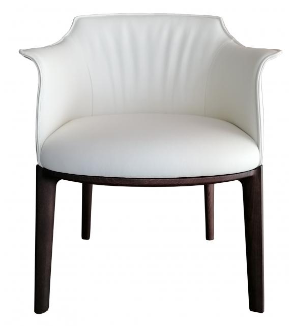 Versandfertig - Archibald Poltrona Frau Kleiner Sessel