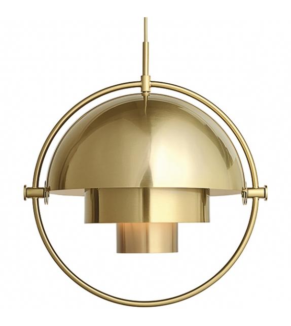 En Exposición - Multi-Lite Gubi Lámpara de Suspensión