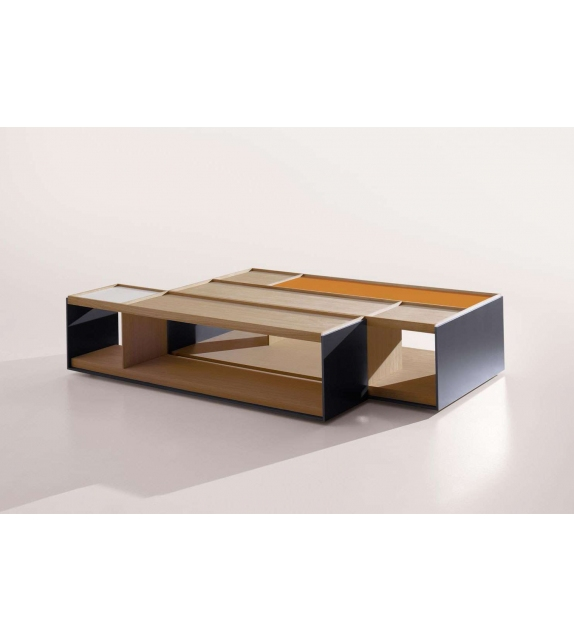 Surface B&B Italia Table Basse avec Insert