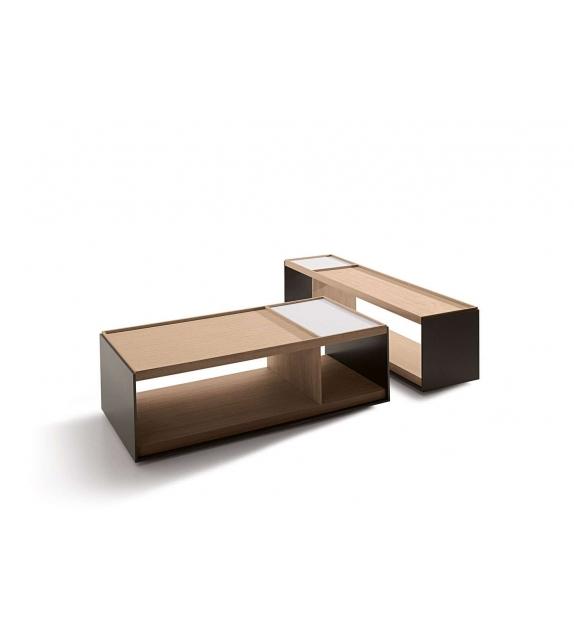 Surface B&B Italia Couchtisch mit Einsatz