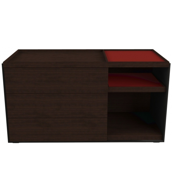 Surface B&B Italia Chest of Drawers with Section