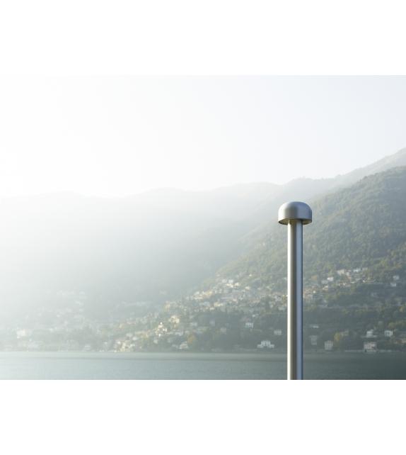 Bellhop Pole in Ground Flos Floor Lamp
