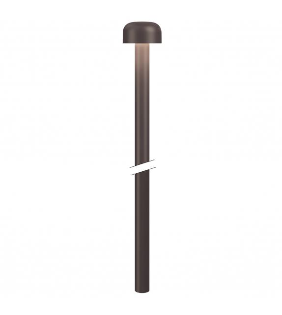 Bellhop Pole in Ground Làmpara de Pie
