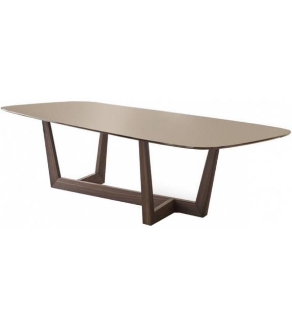 Prêt pour l'expédition - Art Wood Table Bonaldo