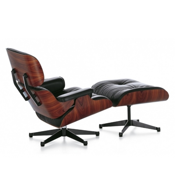 Ready for shipping - Lounge Chair & Ottoman Vitra