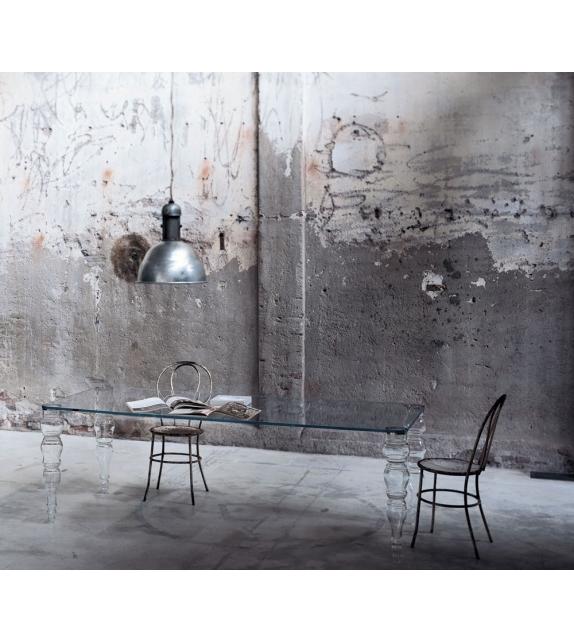 Post modern Table Glas Italia