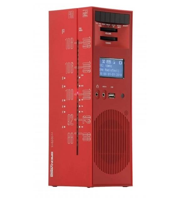 Grattacielo RR327 Brionvega Radio