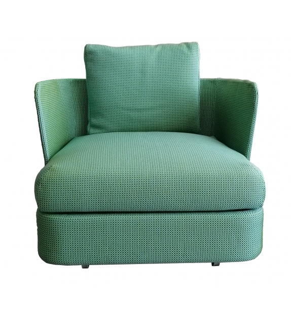 Ready for shipping - Cove Paola Lenti Armchair Outdoor