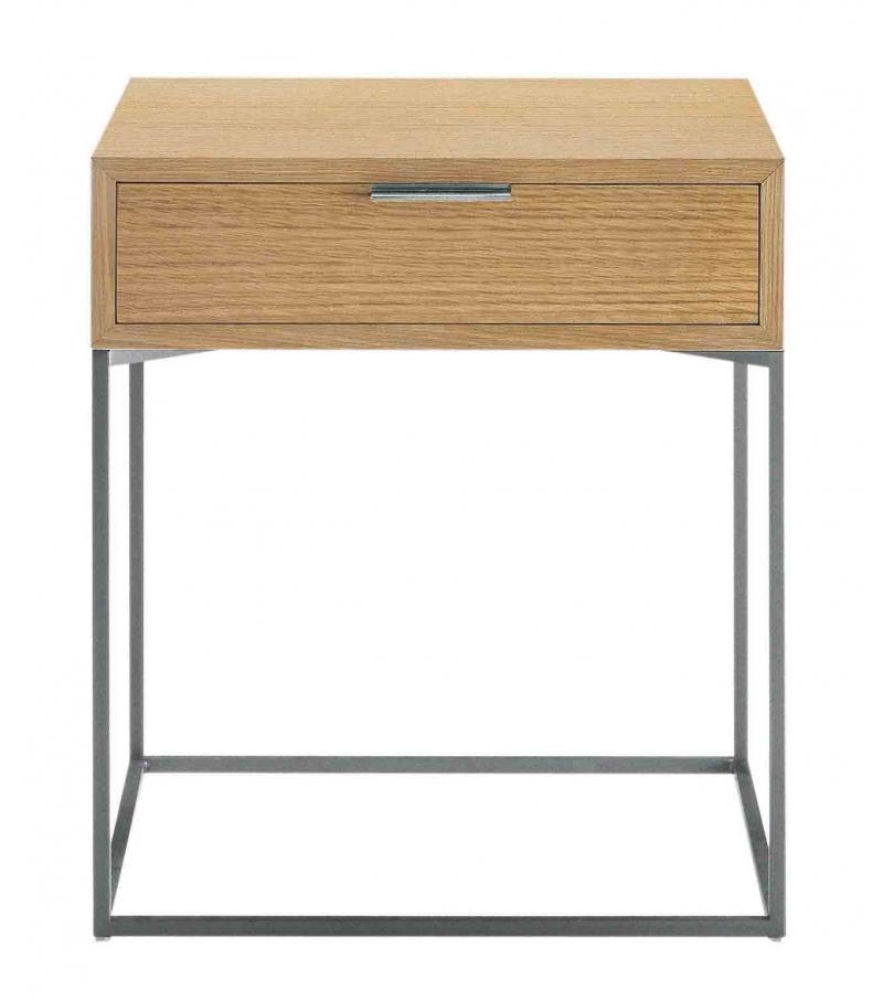 642 Oscar Zanotta Table De Chevet