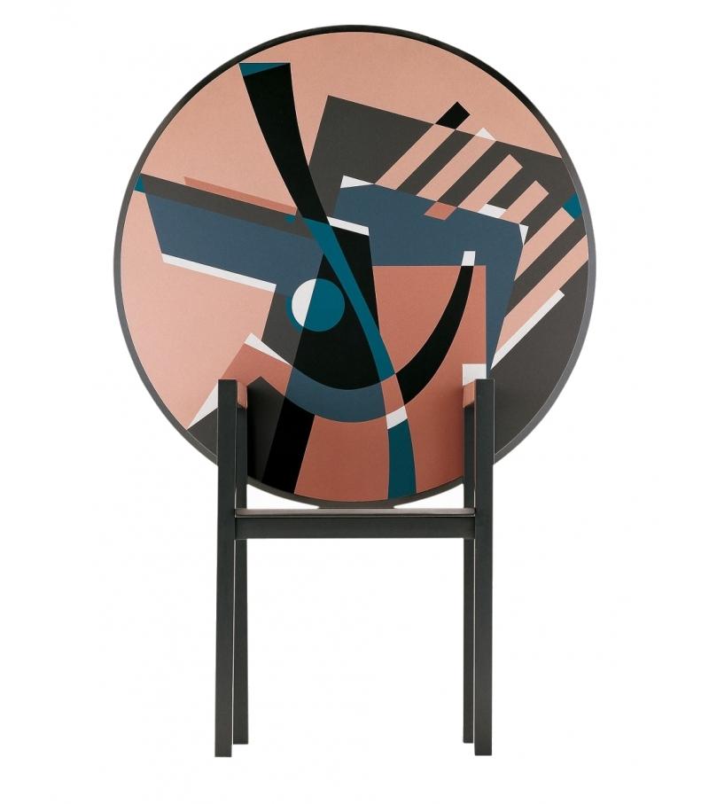 5060 Zabro Zanotta Table / Chair