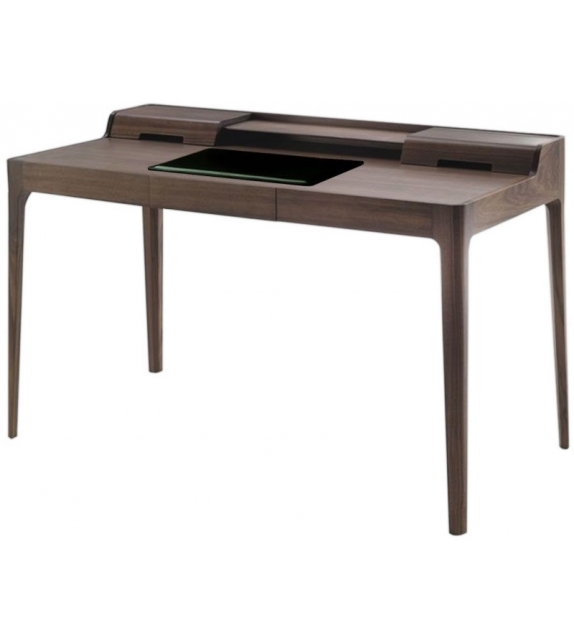 In Ausstellung - Saffo Porada Schreibtisch