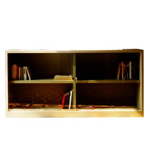 Bibliothek Libreria Memphis Milano Bücherregal