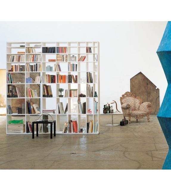 Bookshelf Cappellini Librería