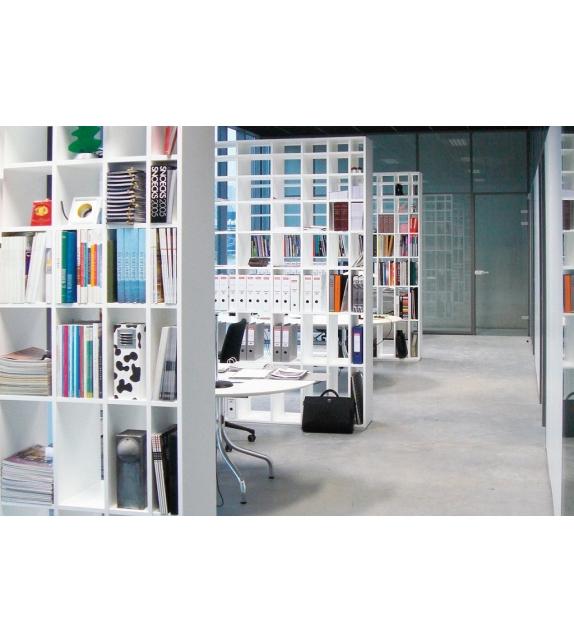 Bookshelf Bibliothèque Cappellini