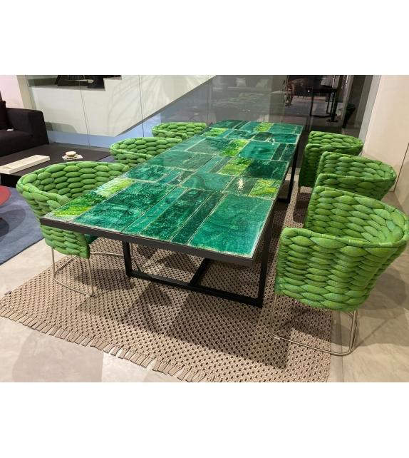 Ready for shipping - Sciara Paola Lenti Table