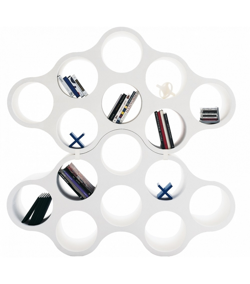 Cloud bookcase